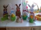 Velikonoční tvoření, březen 2013